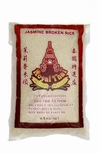 4.5kg riz brise parfum royal thai