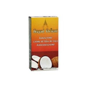 creme de coco 200gr 100% royal orient
