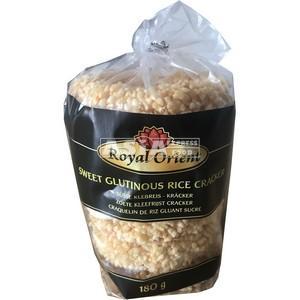 galette cracker de riz gluant sucrée 180g