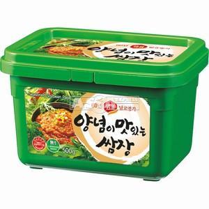 pate de soja epicées coreenne sempio 500gr