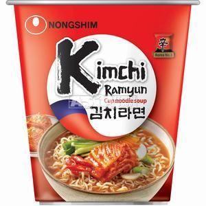 bol soupe kimchi nongshin75g