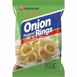 chips rondelle oignon 90gr  nongshim
