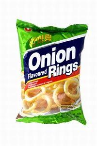 chips rondelle oignon 50gr  nongshim