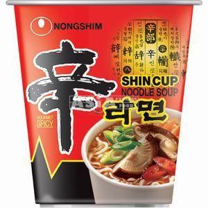 bol soupe nong shin cup coreen 75g