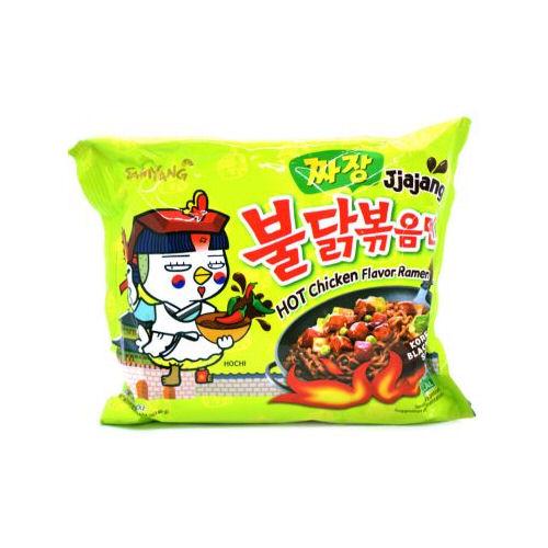 nouilles ramen epicees au poulet samyang 140g