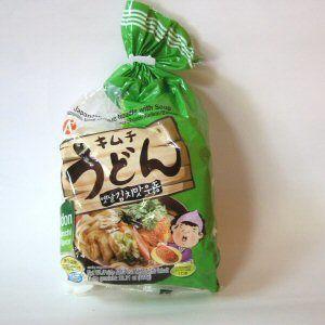 nouilles udon au kimchi  3x220gr