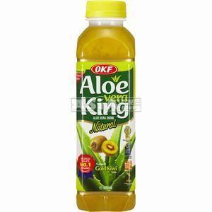 boisson coréenne aloe vera kiwi 500ml okf