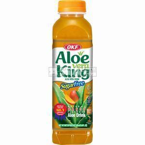 boisson coréenne aloe vera okf mangue sans sucre 500ml