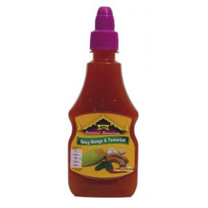 sauce mangue tamarin epices lobo 300ml