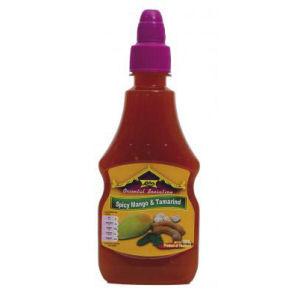 sauce mangue tamarin epices lobo 300ml
