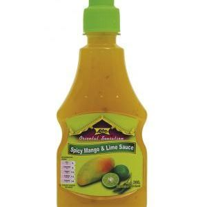 sauce pimentee mangue citron lobo 300ml