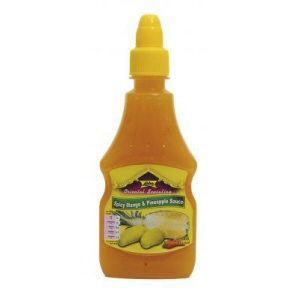 sauce pimente mangue ananas lobo 300ml