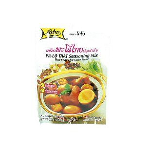 assaisonnement pa-lo thai lobo 65g