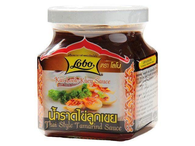 sauce thai au tamarin