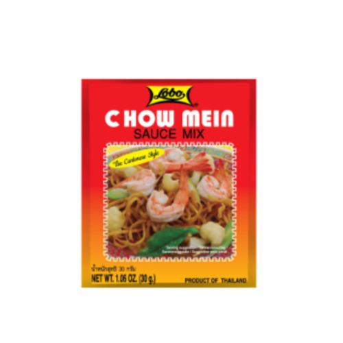 mix pour sauce assaisonnement au gout de soja lobo 30g