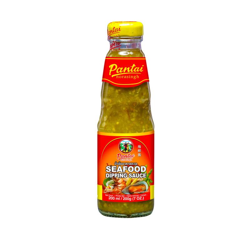 sauce chili pour crustacés 200ml pantai