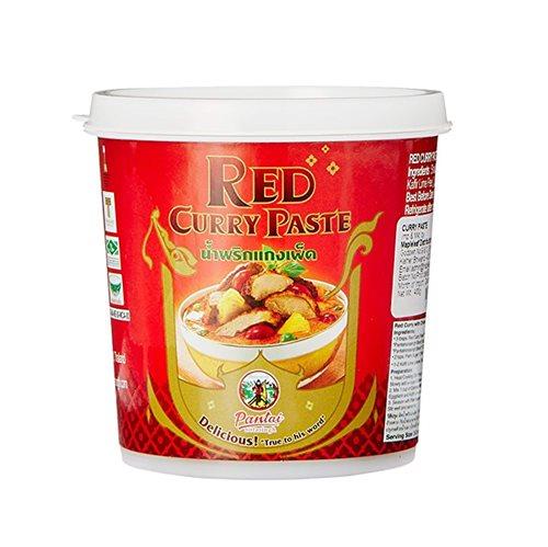 pate de curry rouge pantai 400gr