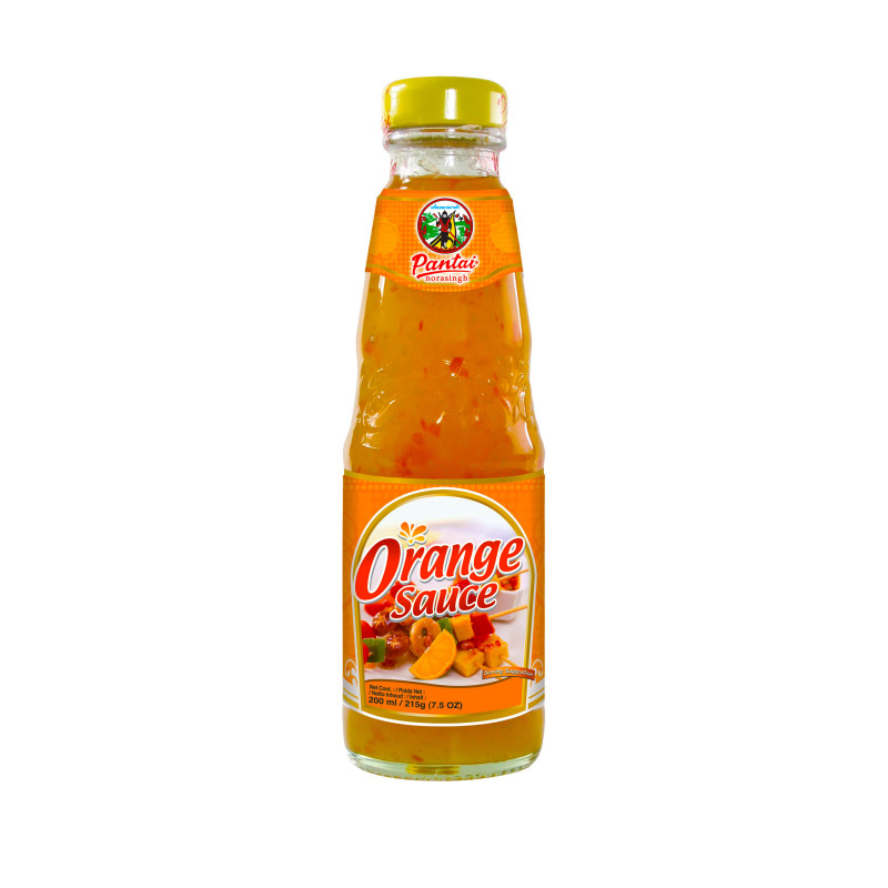 sauce thai à l'orange 200ml pantai