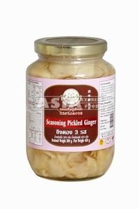 gingembre confit nature bl. 450g leng heng