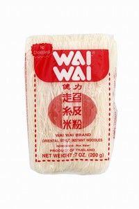vermicelles de riz waiwai 200gr