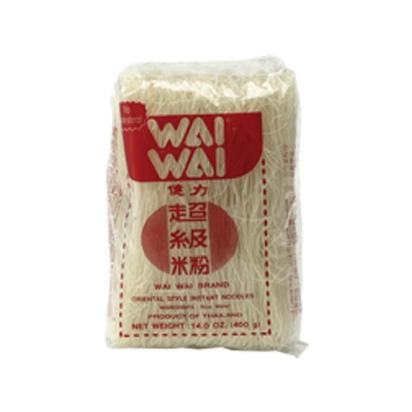 nouilles de riz waiwai fine 400gr