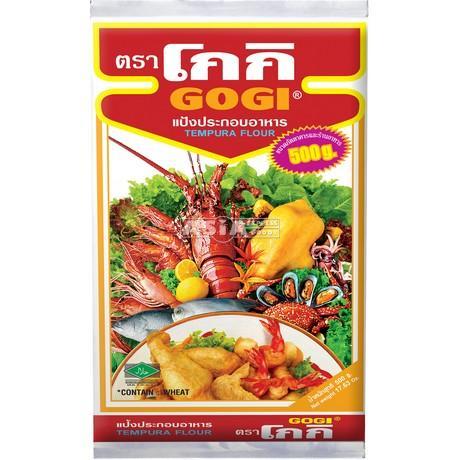tempura 500gr gogi