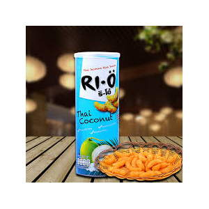 snack riz jasmin et coco 55gr ri-o