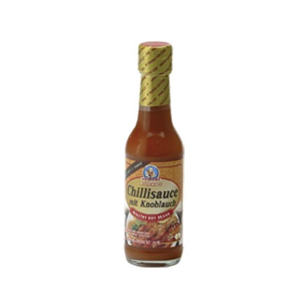 sauce piments  ail 250 g hb
