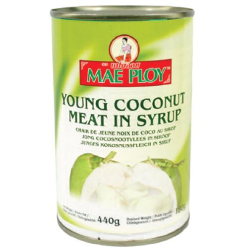 chair de jeune noix de coco mae ploy 440g