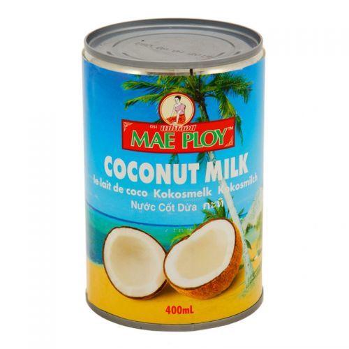 lait de coco mae ploy blue 400 ml