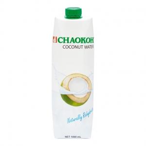eau de coco 100% 1l chaokoh