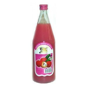 sirop lychee 750 ml
