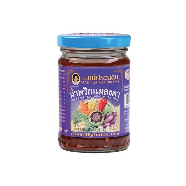 pate de piment fermenté malaengda 228gr