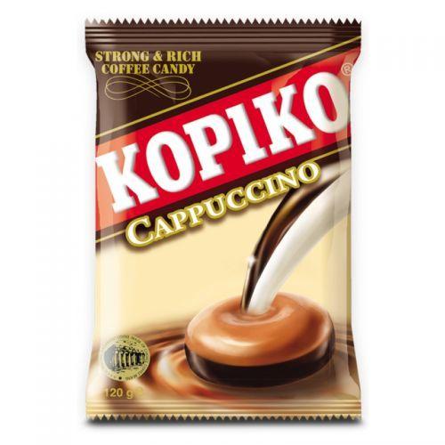 bonbon gout cappuccino kopiko 120 g