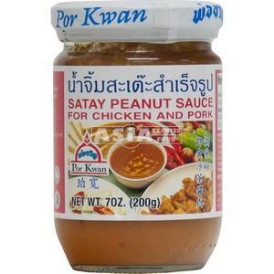 sauce satay pour brochette 200gr