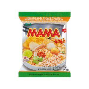soupe mama tom yum porc 60g