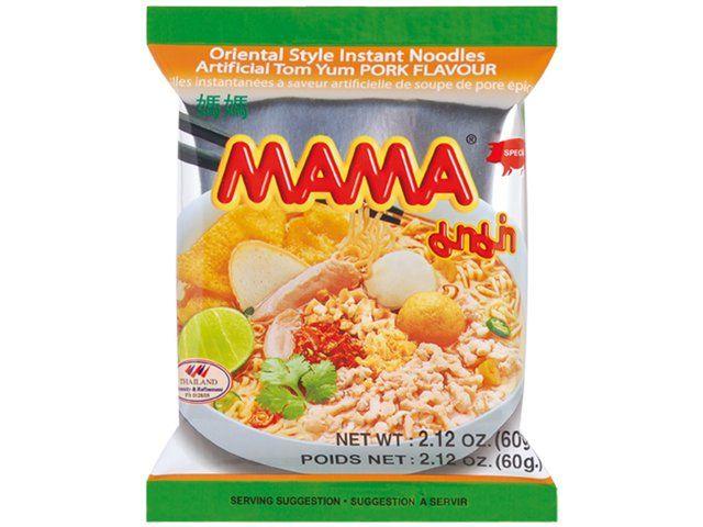 carton mama tom yum porc 30x60gr