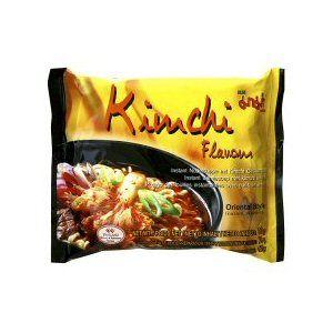 mama soupe kimchi jumbo 90g