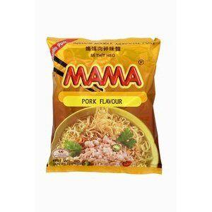 mama soupe porc 90gr