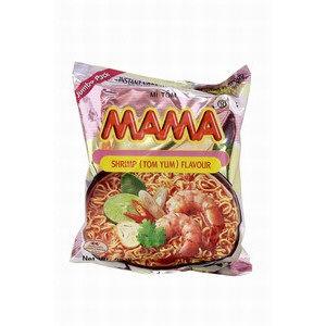 mama soupe tum yum crevette 90gr