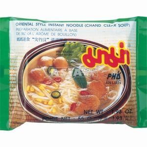 mama soupe pho claire nouille de riz 55gr