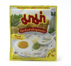 soupe de riz au poulet jok mama