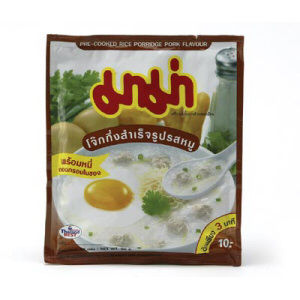 puree de riz instantanee saveur porc 50g