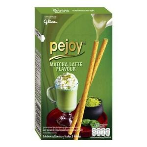 biscuits stick lait matcha pejoy 54g