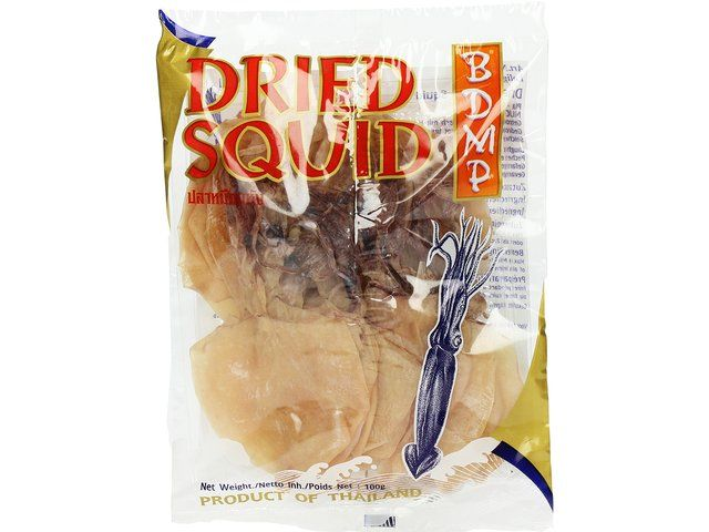 petit calamar thai seche 100gr