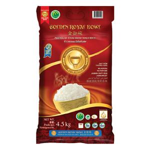 riz parfume 4.5kg bol d'or