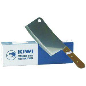 couteau hachoir 20cm kiwi