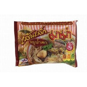 soupe mama moo nam tok vermicelle de riz 55gr