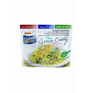 riz frit thai au curry vert mama