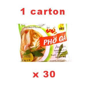 carton mama pho ga 30x55g